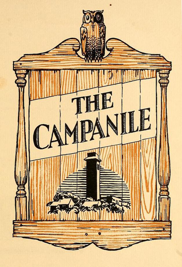 Campanile, 1928