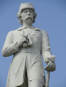 Dick Dowling statue, Houston, Texas