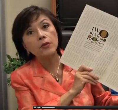 Kathy Khanh Han Hoang interview, 2011
