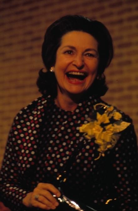 Mrs. Lyndon B. Johnson (Lady Bird)