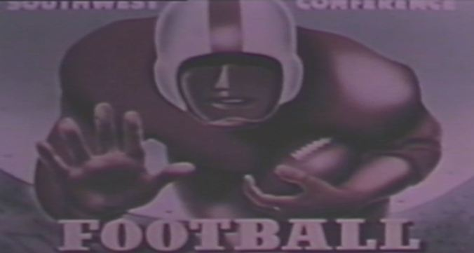 1953 Southwest Conference Highlights