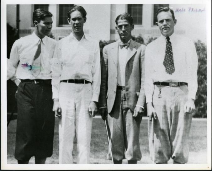 Championship team, 1929