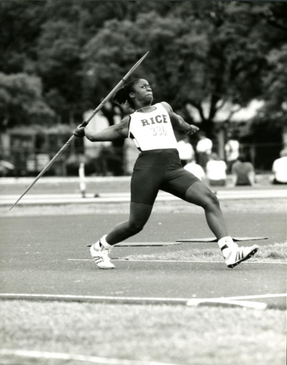 Valerie Tulloch, Javelin, ca. 1992