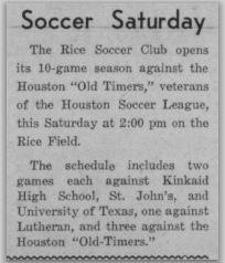 The Rice Thresher, November 5, 1964
