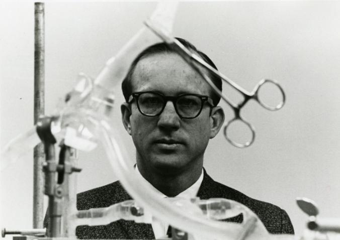 Dr. Jesse David Hellums, 1960