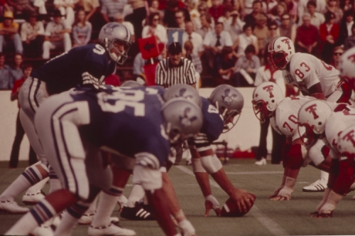 Rice 29, Texas Tech 27, 1985