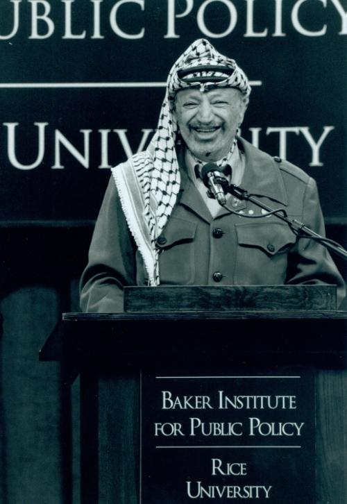 Yasser Arafat, 1997
