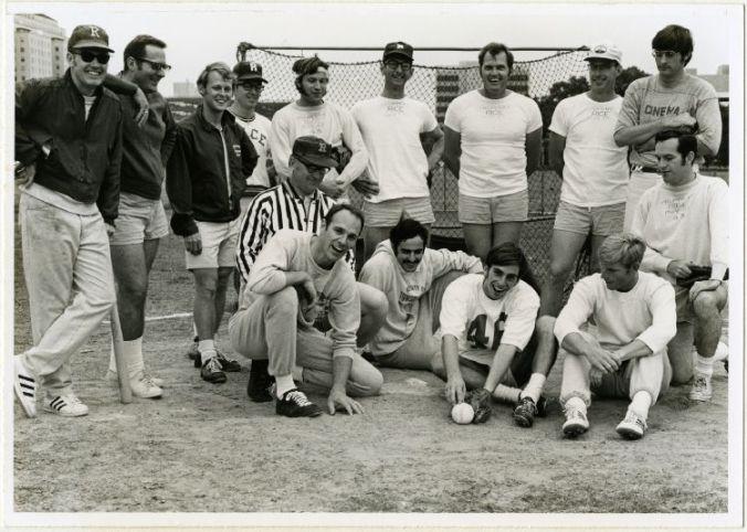 Pro Profs + 3 intramural slow pitch softball team