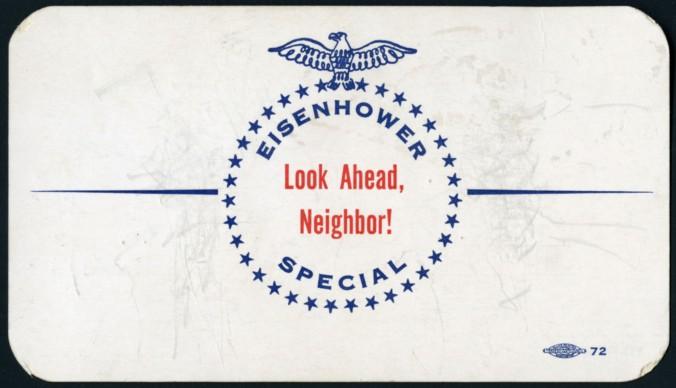 Look Ahead Train Pass recto, Oveta Culp Hobby Papers, MS 459, Box 22, Folder 1