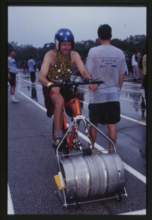 GSA Keg Bike, 2003
