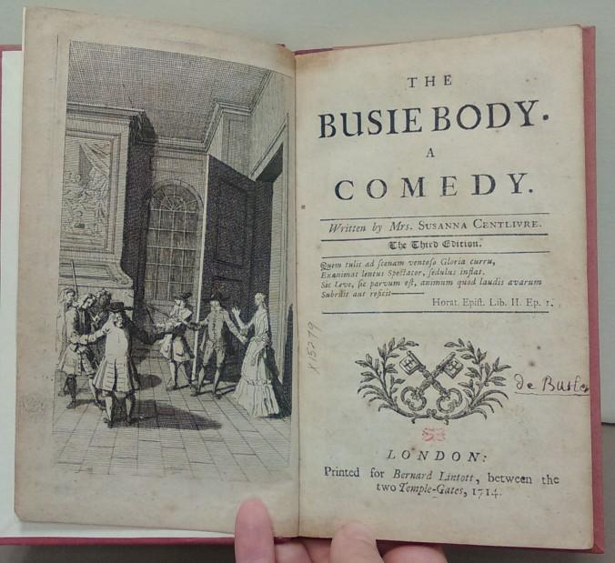 3rd Edition, 1714