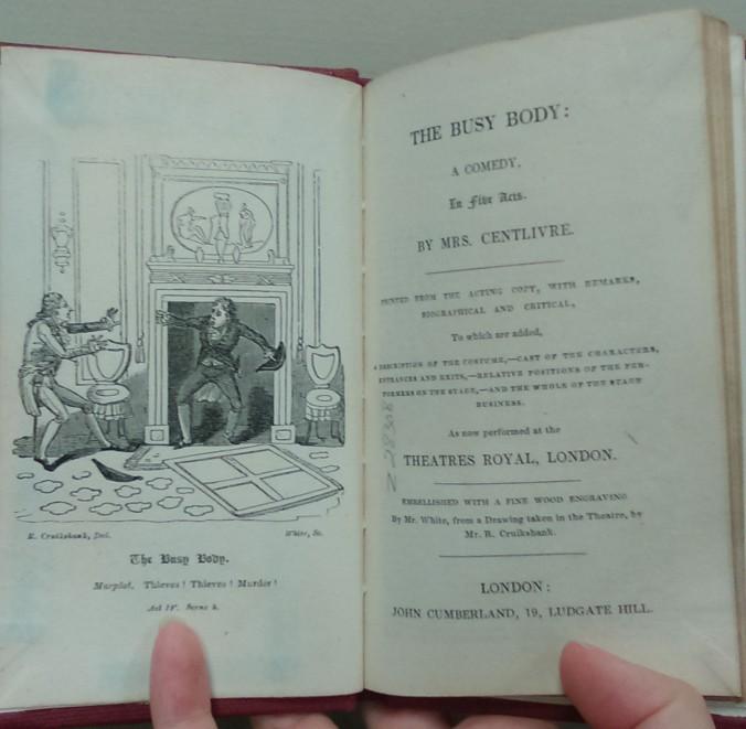 John Cumberland edition, 1824