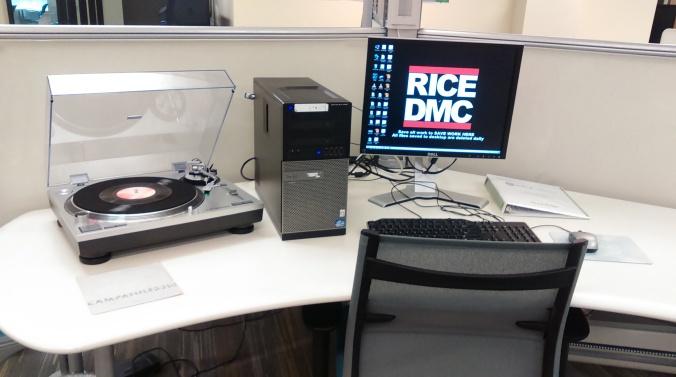 DMC station