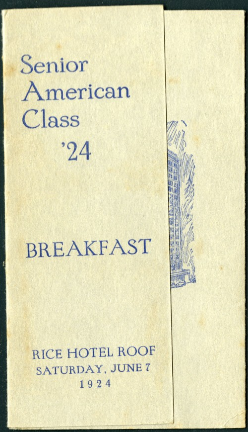 Senior American Breakfast cover