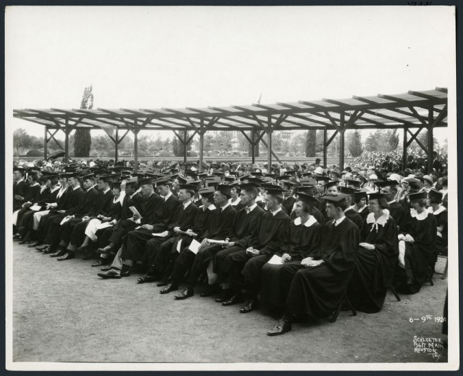 1924 graduating class