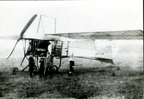 Cody Military Trials, Monoplane,  1912