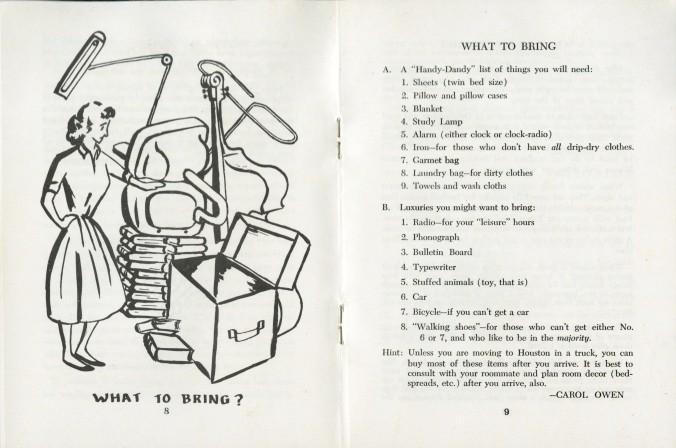 Handbook, ca. 1958