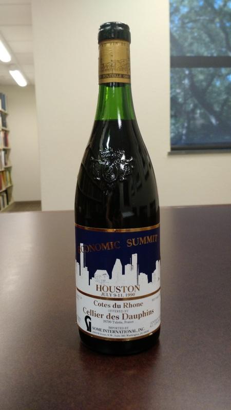 wine whole bottle front