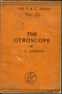 The Gyroscope by V.E. Johnson