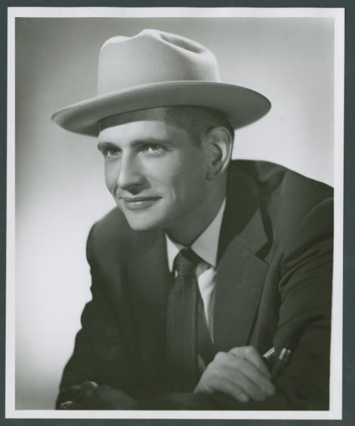 Dr. Frank E. Vandiver, 1969