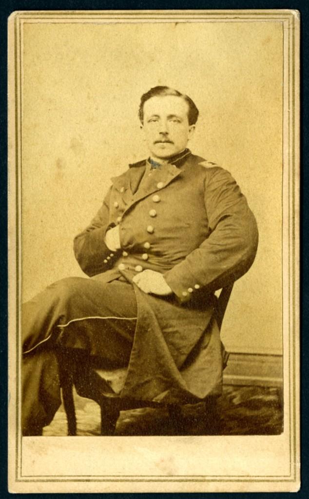 Colonel Cyrus Burnet Smith