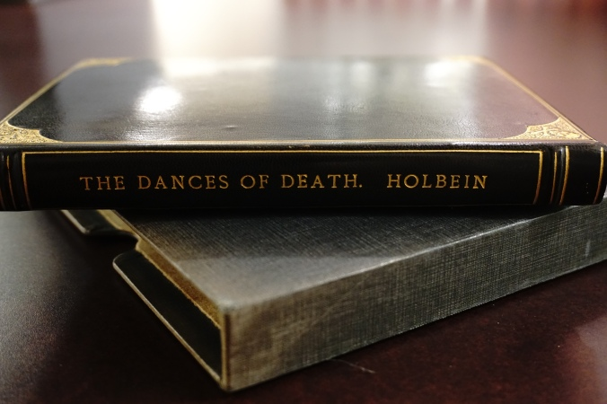 dance of death spine
