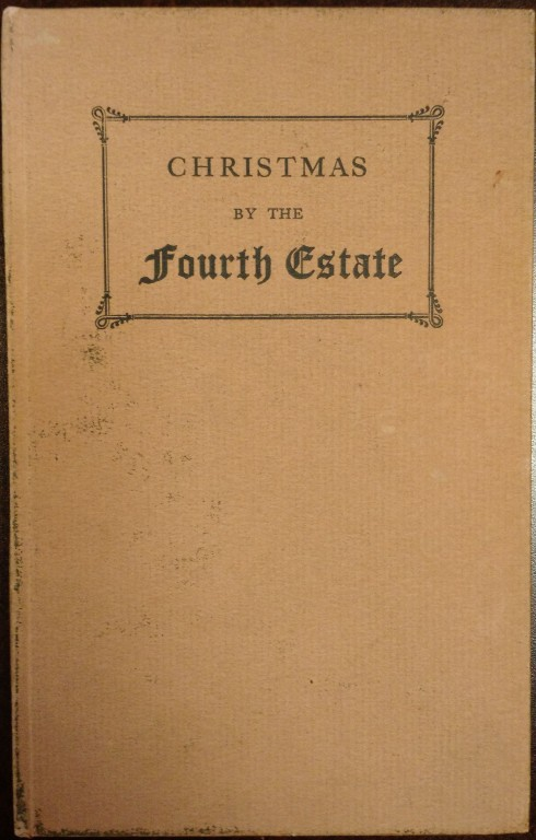 Christmas by the Fourth Estate cover