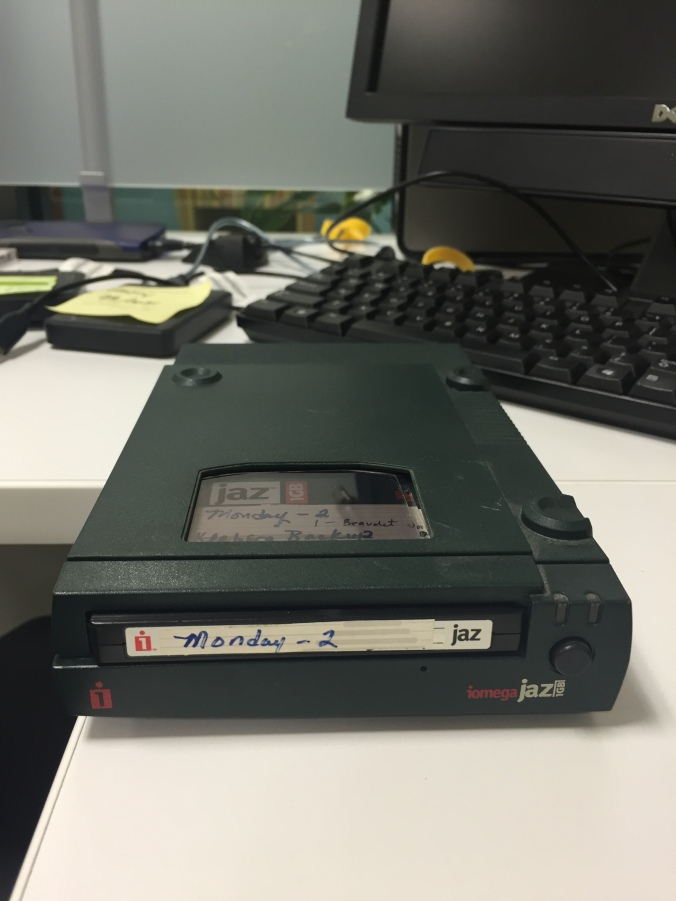 digital preservation | What's in Woodson