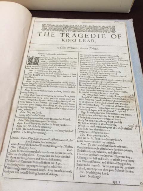 King-Lear-first-folio