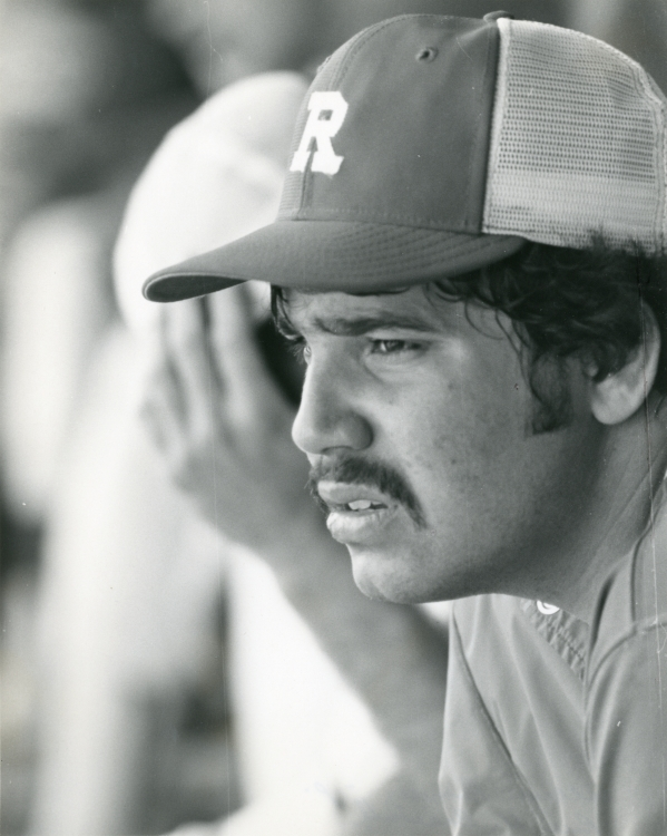 Rice Athletic Hall of Fame baseball pitcher Allan Ramirez, set the all-time Southwest Conference record for strikeouts in SWC games during 1976-79.