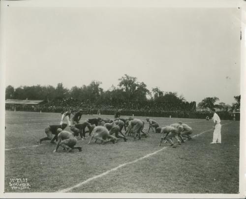 Rice vs. University of Arkansas Thanksgiving game