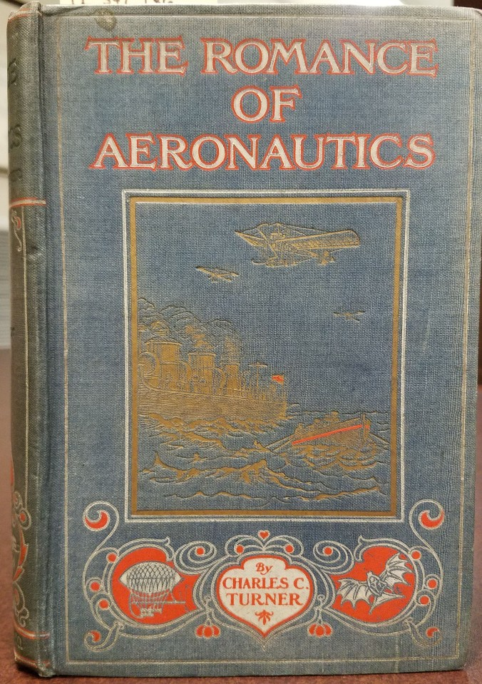 The Romance of Aeronautics book cover