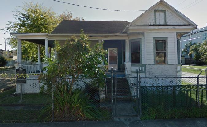 Current home via Google Maps